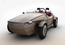 Toyota: prototipo eléctrico Setsuna presentado en la Semana del Diseño de Milán
