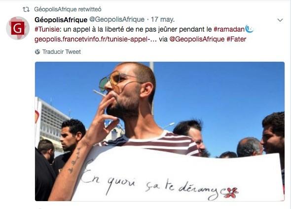 Tunez fater Ramadan