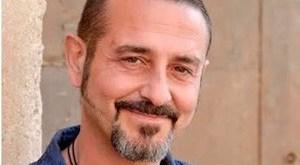 Vicente Gallego en una fotografía de Carmen Marí