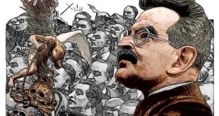 Walter Benjamin por Xulio Formoso