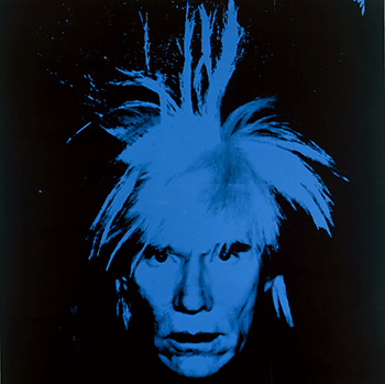 Andy Warhol, actor celebridad