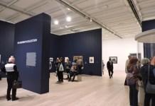 Salas de la colección del Museo Whitney en Nueva York
