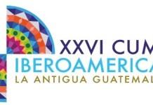 XXVI Cumbre Iberoamericana logo