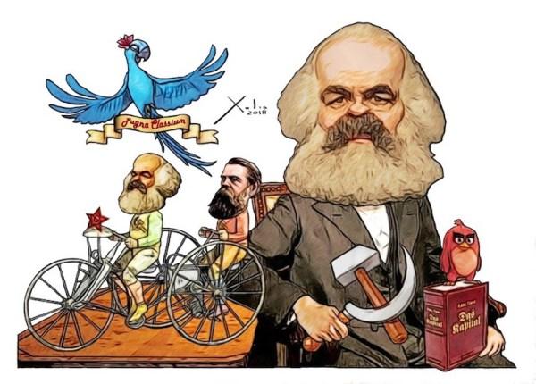 Xulio Formoso: Karl Marx