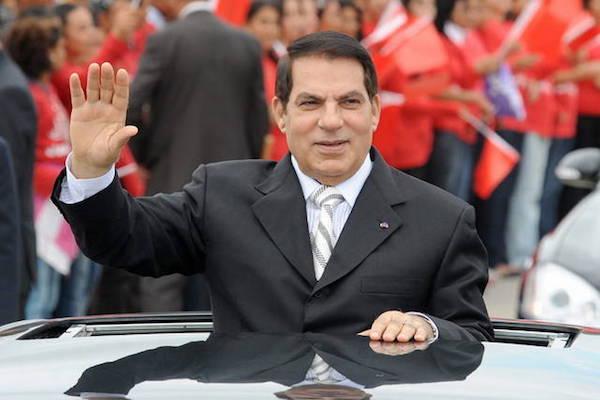 Zine el-Abidine Ben Ali