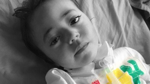 Aarón, paciente electrodependiente
