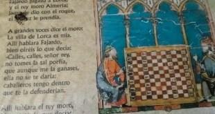 Lorca y el Romance del ajedrez