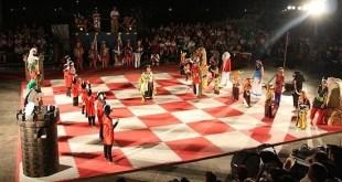 Refugiados y ajedrez en Iraq y España