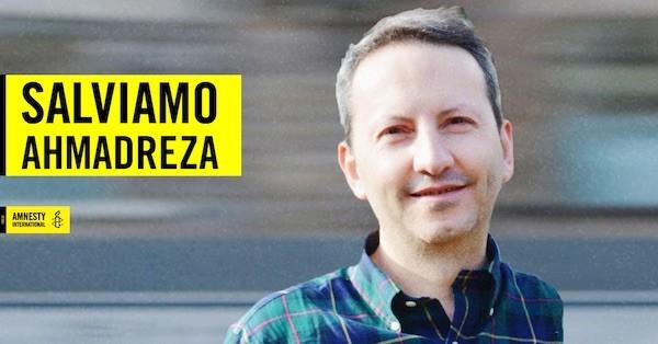 Irán: confirmada la condena a muerte del médicoAhmadreza Djalali