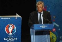 El presidente de la Real Federación Española de Fútbol (RFEF) Ángel María Villar. Foto: Sportyou