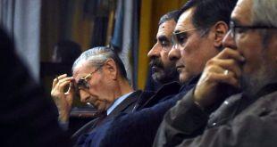 Jueces argentinos condenados por delitos de lesa humanidad