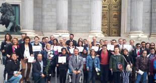 España: 100 000 personas con discapacidad intelectual y mental podrán votar