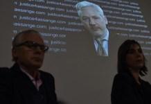 Julián Assange habló por videoconferencia con su equipo jurídico y las autoridades ecuatorianas tras conocerse el veredicto de la ONU