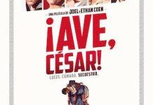 Cartel de ¡Ave César!, de los hermanos Coen