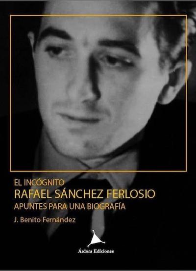 Benito Ferlosio cubierta Ardora