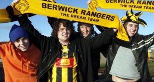 Seguidores del Berwick Rangers