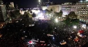 Buenos Aires: protestas contra el Tribunal Supremo. Sputnik