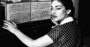 María Callas: homenaje en el 40º aniversario de su fallecimiento