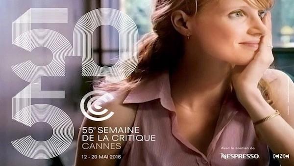 Cannes 2016, cartel de la Semana de la crítica