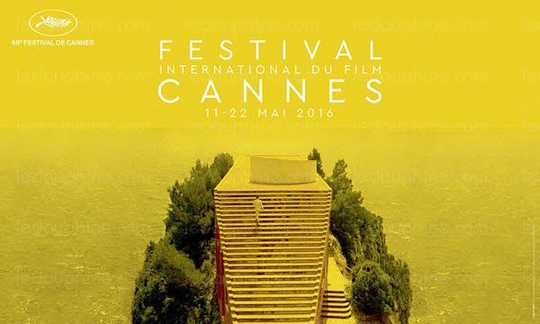 Cannes 2016, cartel de la 69 edición