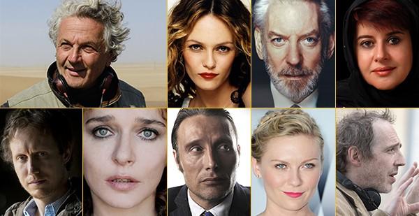 Cannes 2016, jurado de la 69 edición