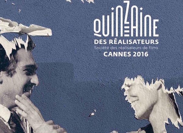 Cannes 2016, cartel de la Quincena de realizadores