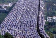 Colapso en las autovías de Florida por la evacuación provocada por el huracán Irma