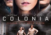 Colonia dignidad, cartel