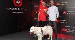 #ComparteTuEnergía ¡Corre con personas ciegas!