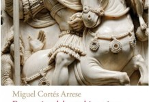 Miguel Cortés Arrese, Escenarios del arte bizantino, portada