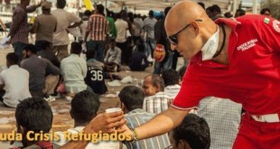 Cruz Roja mantiene ayuda permanente a campos de refugiados en Gracia