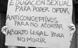 Campaña por el derecho al aborto en Chile
