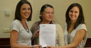 Diputadas de Unidos Podemos presentan en el Congreso de los Diputados la petición de creación de la Comisión Permanente No Legislativa de Derechos de la Infancia y la Adolescencia (CPDIA).
