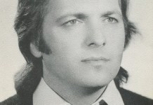 Fotografía oficial del Diputado Ramírez-Heredia tal como aparece en el Vademecum oficial del Congreso de los Diputados en 1977
