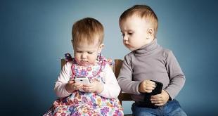 Niños vulnerables, eso sí, hiperconectados