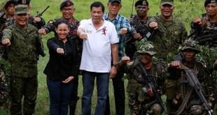 Filipinas: presidente Duterte acusado de dirigir escuadrones de la muerte
