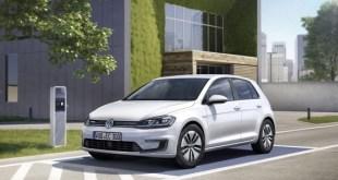 Nuevo e-Golf ofrecerá un 50 % más de autonomía