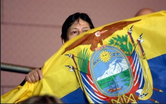 Migrantes ecuatorianos en EEUU