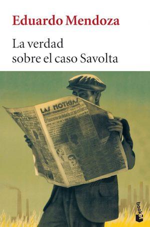 Portada de La verdad sobre el caso Savolta