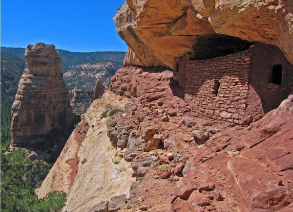 Territorio Navajo del Bears Ears National Monument