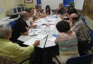 Reunión en Madrid de la Comisión Ejecutiva de la FeSP