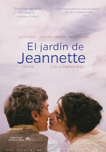 El-jardin-de-Jeanette-poster