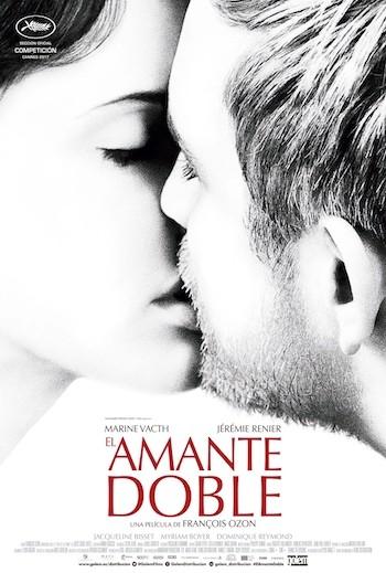 El amante doble, cartel en español