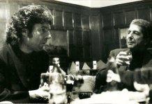 Enrique Morente y Leonard Cohen en la gestación de Omega