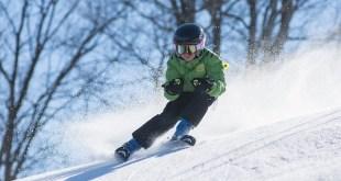 Deportes de verano: Esquí