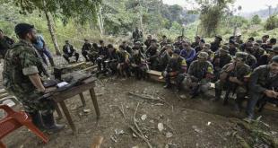 FARC serán partido político el próximo septiembre