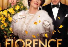 Florence Foster Jenkins,, póster de la película