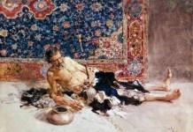 Fortuny: El fumador de opio