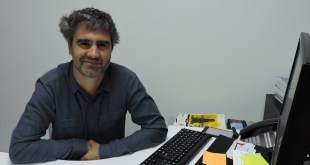 Francisco Tardio en el Centro Cultural Español en Miami