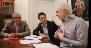 Julian Assange es ciudadano ecuatoriano desde hace casi un año